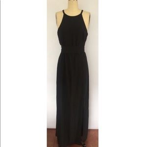 Sanctuary Black Maxi Dress